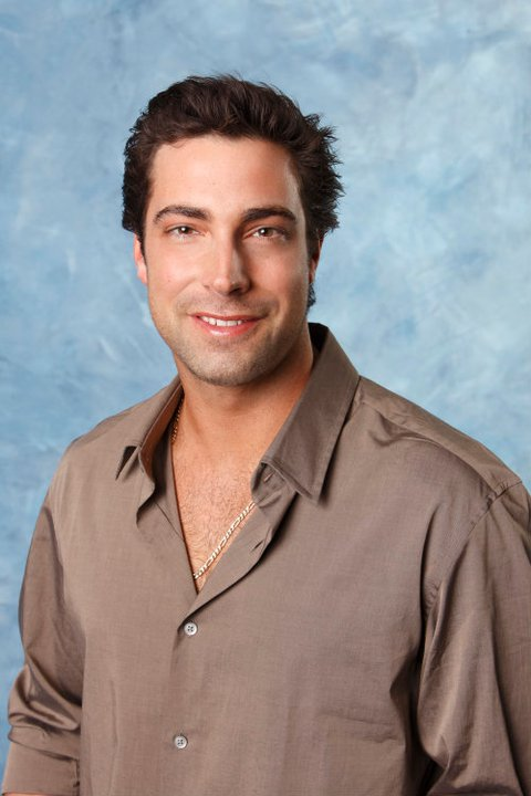 The Bachelorette's Anthony Santucci a butcher from Wyckoff New Jersey