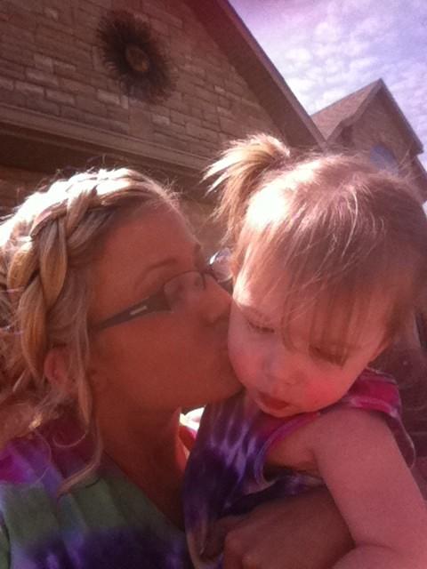 Teen Mom 2 Chelsea Houska and daughter Aubree Skye