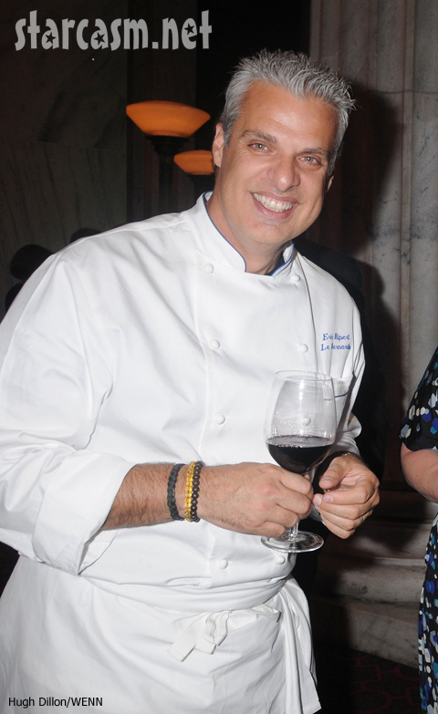 eric ripert kitchen epicurious epicurious was that really eric ripert s le bernardin kitchen in hbo 631