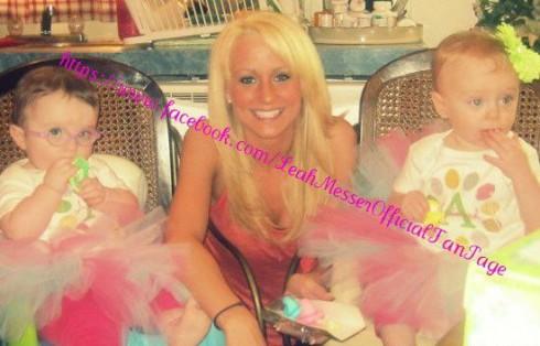 Teen Mom 2's Aliannah, Leah Messer and Aleeah