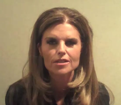 Image from Maria Shriver's How Do I Transition video