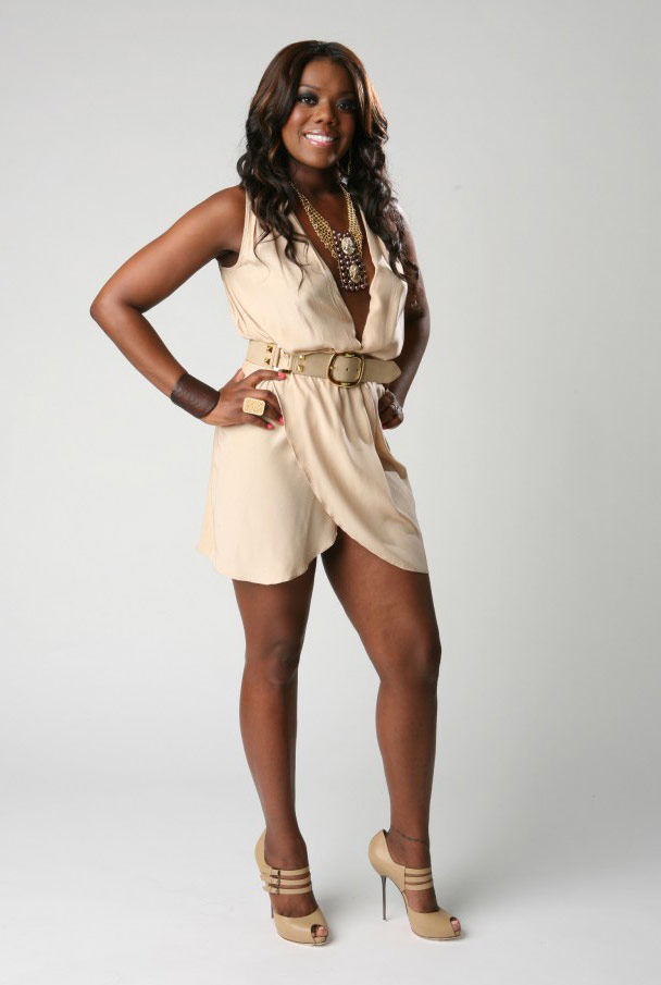 Meeka Claxton from Basketball Wives