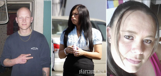 The players in the Amber Portwood vandalism scandal Midas Fields, Jamie Monroe