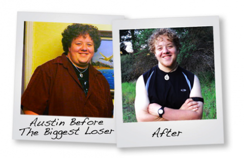Austin before and after