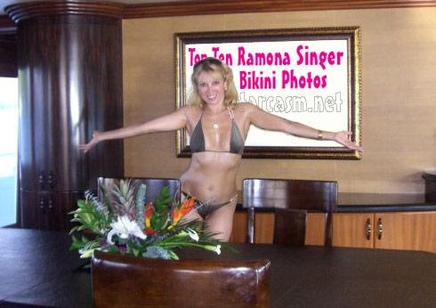 Ramona Singer Top 10 bikini photos