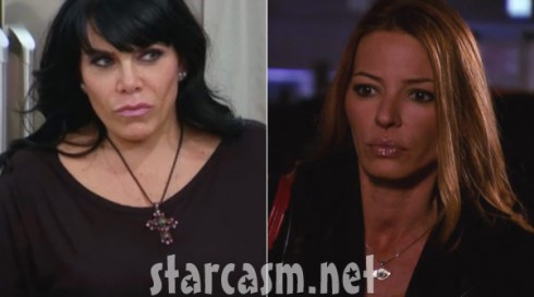 Mob Wives Renee Graziano and Drita D'Avanzo fight in finale