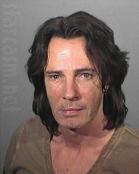 Rick Springfield Mug Shot photo from 2011 DUI arrest