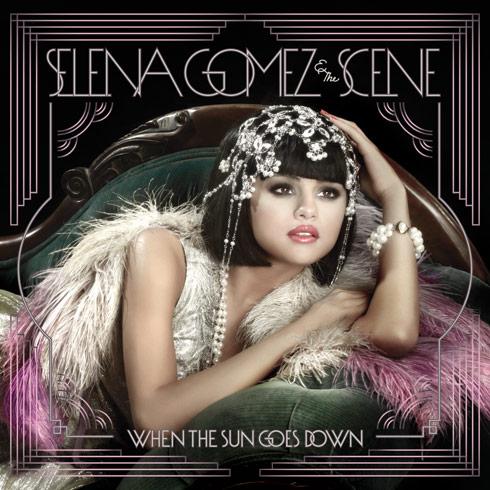 Selena Gomez and the Scene When the Sun Goes Down album cover art photo