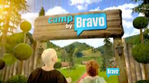 "Photo from the Summer By Bravo commercial ""Summer Camp By Bravo"""