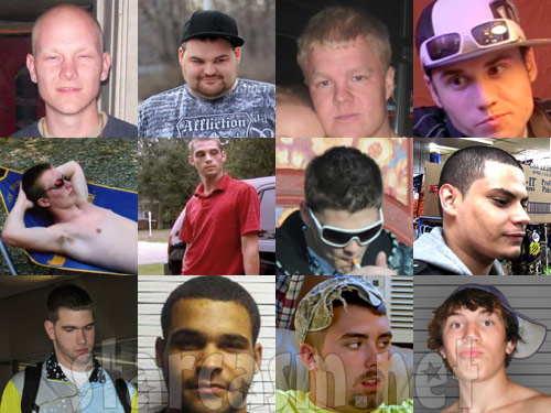 Baby-daddys and boyfriends of the ladies of Teen Mom and Teen Mom 2