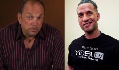 Frank Sorrentino and Mike Sorrentino