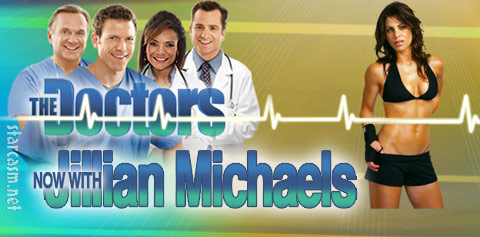 Biggest Loser Tainer Jillian Michael joining Dr. Phil's The Doctors