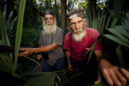 Glenn and Mitchell Guist, Swamp People