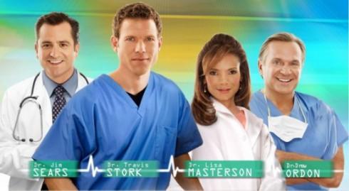 "Hosts of ""The Doctors"""