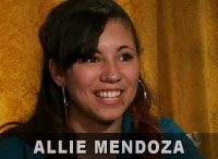 Allie Mendoza from 16 and Pregnant Season 3