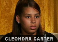 Cleondra Carter from 16 and Pregnant Season 3