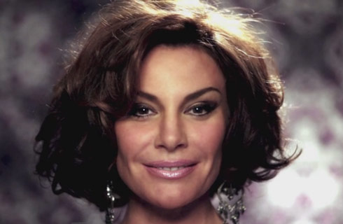 Countess LuAnn from her music video for Chic C'est La Vie
