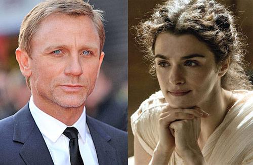 James Bond actor Daniel Craig and actress Rachel Weisz wed in a secret ceremony