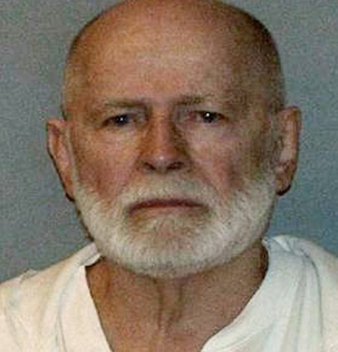 Whitey Bulger's Mugshot from June 2011 after 16 years on the lam