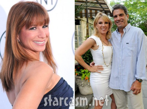 Mario Singer is being accused of pushing Jill Zarin