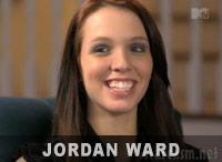 Jordan Ward from 16 and Pregnant Season 3