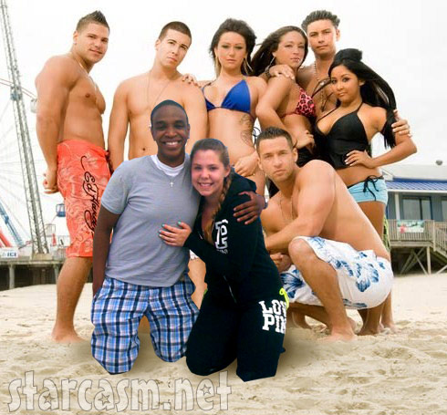 Kailyn Lowry and friend Jordan invade Seaside Heights, home of Jersey Shore