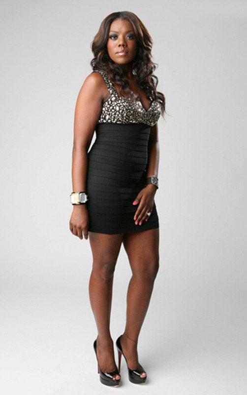 Basketball Wives star Meeka Claxton