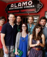 Party Down cast and crew participate in marathon event at Alamo Drafthouse Cinema in Austin