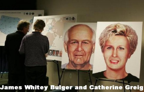 What the FBI thinks Whitey Bulger and Catherine Grieg look like, now