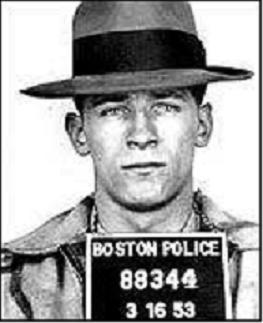 Untouchables look-alike, Whitey Bulger in 1953 mugshot