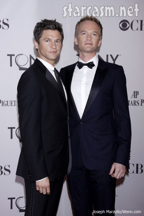 Neil Patrick Harris and David