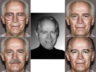 Five different ways Whitey Bulger might look these days