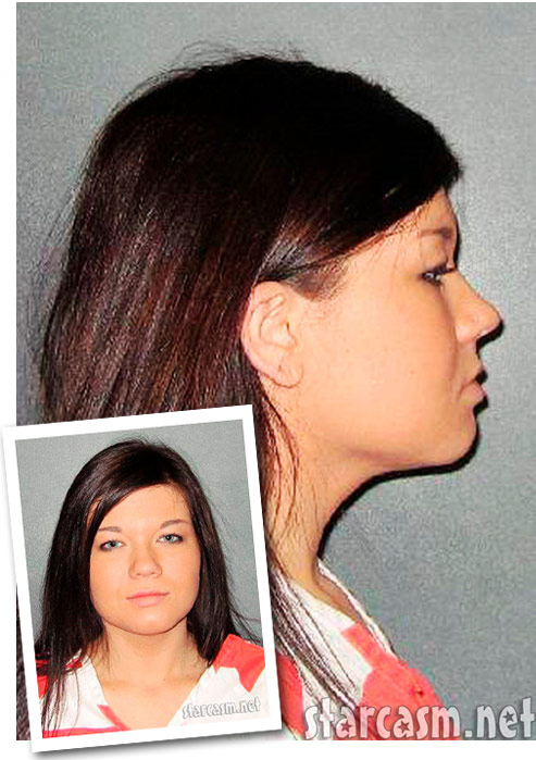 Click to see Teen Mom Amber Portwood's mug shot photos