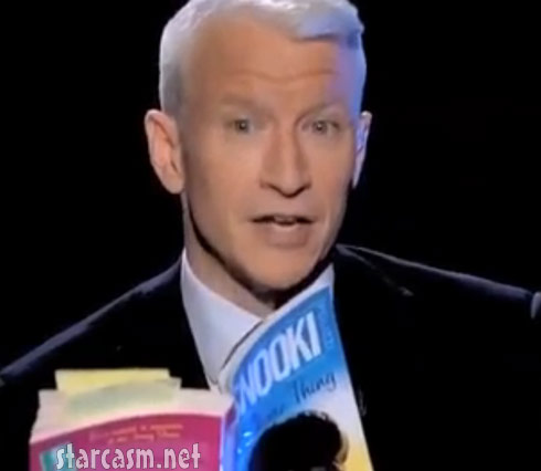Anderson Cooper reads A Shore Thing
