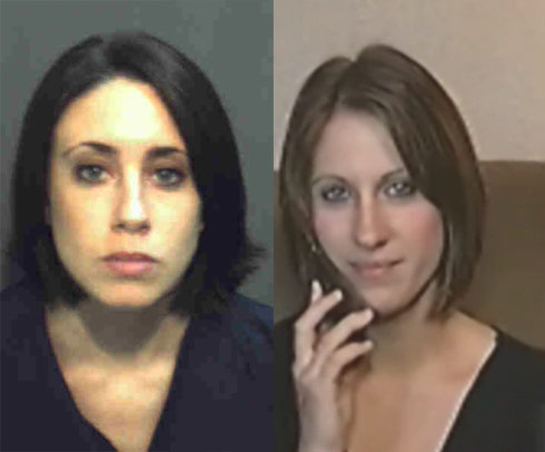 Sammay Blackwell Casey Anthony comparison