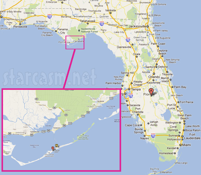 St George Island Florida Hotels
