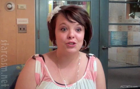 Catelynn Lowell talks about Teen Mom Season 3 with MTV Act