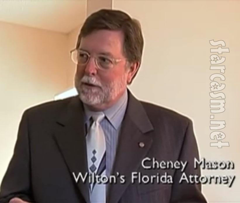 Cheney Mason helped defend Wilton Dedge