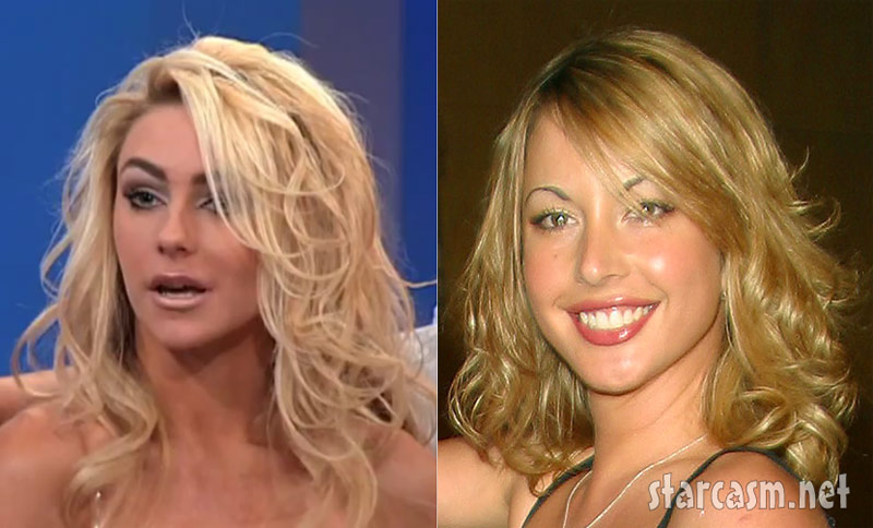 Courtney Stodden and Amanda Sellers wife and ex-wife of Doug Hutchison