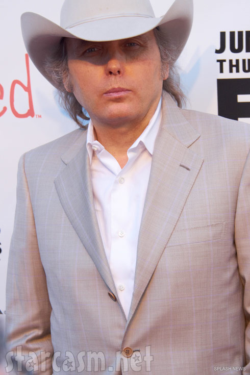 Dwight Yoakam at FX premiere of Wilfred and Louie season 2 in June 2011