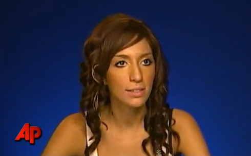 Teen Mom Farrah Abraham talks about the media and Amber Portwood