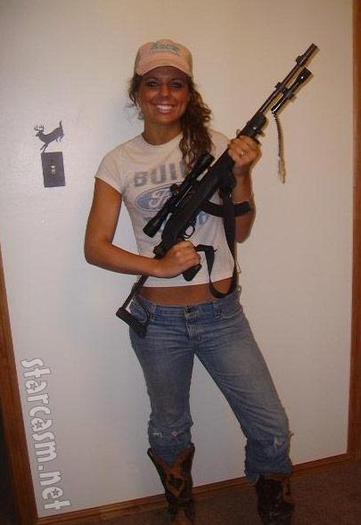 Krystal Campbell American Hoggers