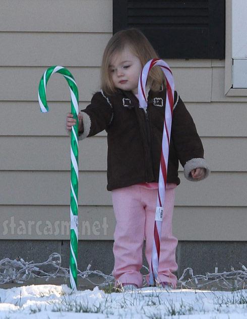 Amber Portwood's daughter Leah