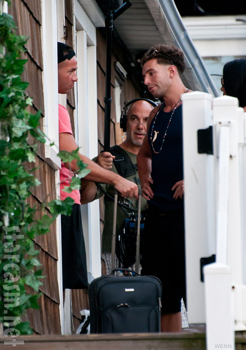 The Situation has reportedly stormed out of the Jersey Shore beach house in Seaside Heights