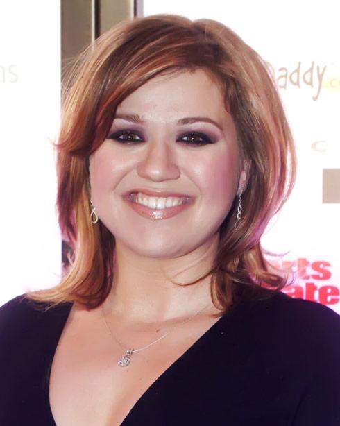 Kelly Clarkson Muhammad Ali Celebrity Fight Night XVII