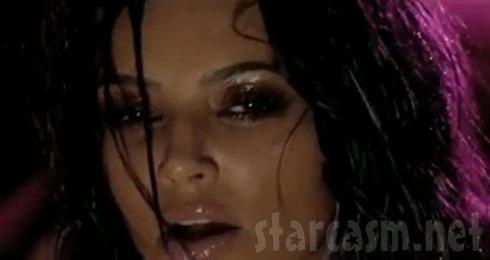 Kim K in Jam (Turn It Up) music video