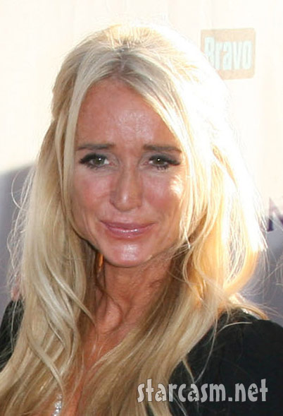 RHOBH Kim Richards NBC Press Tour Party