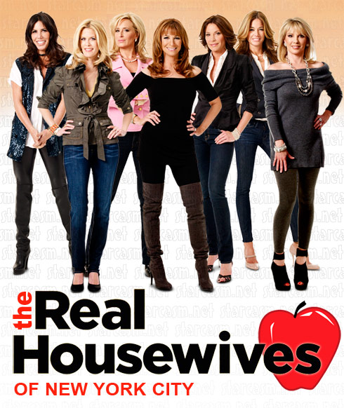 The Real Housewives of New York City cast photo for Season 4