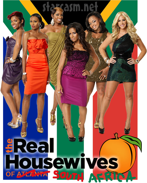 The Real Housewives of Atlanta head to South Africa