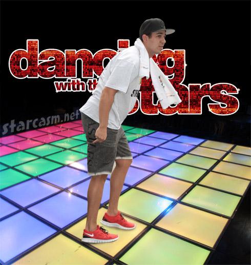 Rob Kardashian on Dancing with the Stars Season 13 2011